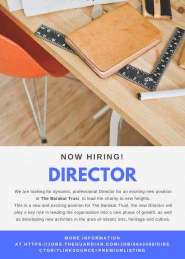 Barakat-Trust-Director-Advert
