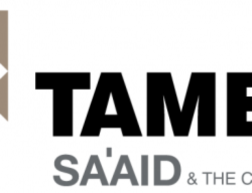 TAMER SA'AID & THE COMMUNITY