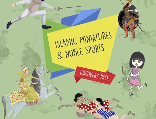 Kids Camp: Islamic Miniatures & Noble Sports