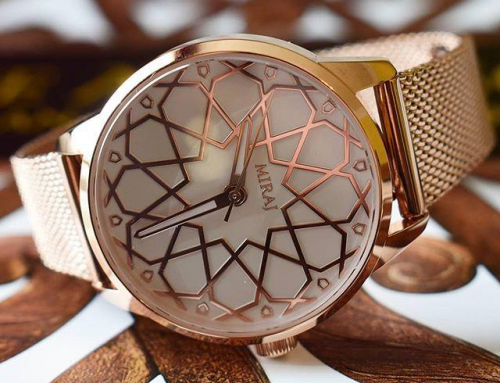 The Arab Weekly: Islamic heritage inspiring watch design