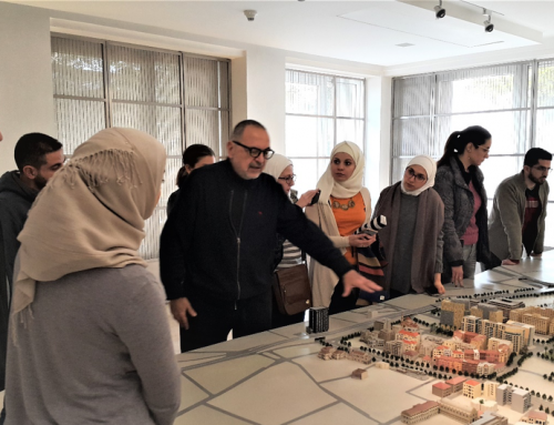 Post-Conflict Urban Recovery of Historic Cities: A Capacity Building Workshop for Aleppo