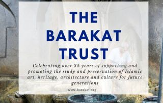 The Barakat Trust Grants 2021