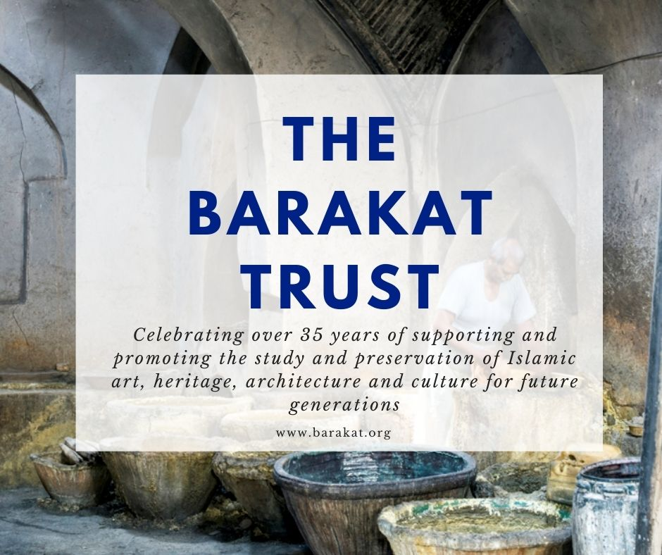The Barakat Trust Grants 2021