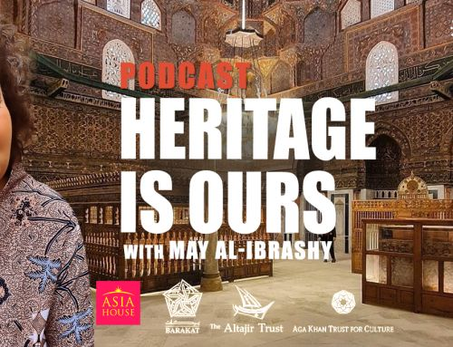 New Podcast: Heritage is Ours with May al-Ibrashy